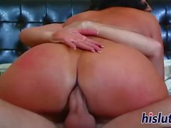 Kinky Stepmom Alisha Has Her Cunt Drilled